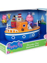 Игровой набор 37224 Свинка Пеппа <b>Peppa Pig Корабль дедушки</b> ...
