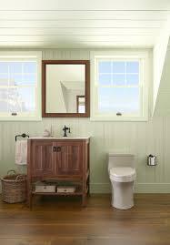 beadboard ceiling bathroom