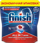 <b>Таблетки FINISH 3122698</b> 75 шт AIO бесфосфатные по цене ...