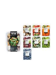 Farm <b>Skin Superfood Salad</b> Facial Sheet Mask Set (Coconut ...