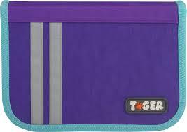 <b>Пенал Tiger</b> Family Minty Purple, цвет: фиолетовый. 226987 ...