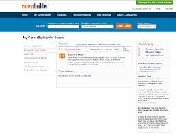 careerbuilder create resumes template careerbuilder create resumes