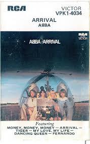 <b>ABBA</b> - <b>Arrival</b> (1976, Cassette)   Discogs