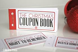 diy coupon book printable stocking stuffer christmas gift love coupons coupon book christmas gift for husband instant unique