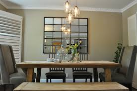 fascinating clear glass pendant light bulb includes lights over rustic brown finish solid wood dining table dining room awesome family room lighting ideas