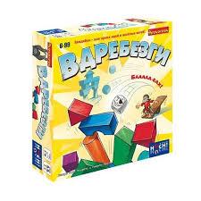 <b>Настольная игра BONDIBON Вдребезги</b> BOX 29,5*29,5*7см арт ...