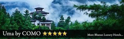 Image result for uma by como bhutan