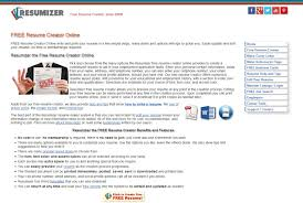 resumizer resume creator alternatives net it s possible to update the information on resumizer resume creator or report it as discontinued duplicated or spam