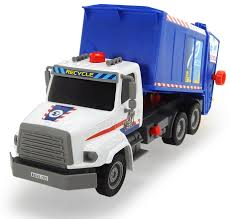 Мусоровоз <b>Dickie Toys Air</b> Pump, 32 см. от Dickie, 3806002 ...
