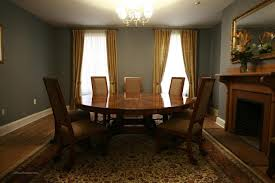 Dining Room Tables For 10 Round Dining Table For 10 High Dining Table