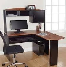 minimalist design computer desk chair corner l shaped ergonomic study table hutch amazoncom bush furniture bow