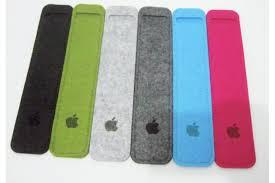 г. Томилино <b>Чехол</b>-<b>футляр</b> для стилуса <b>Apple Pencil</b> из ткани для ...