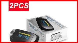 Aliexpress TechnoBlog - <b>2PCS Digital Finger Oximeter</b> Portable ...