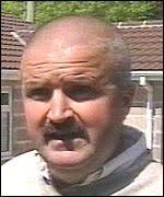 Mark Bassett said he was building a room for a carer - _39238955_bassett150