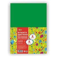 <b>Бумага цветная</b> №1 School Отличник (<b>А4</b>, 8 листов, 8 цветов ...