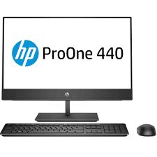 <b>Моноблок HP ProOne 440</b> G4 AiO (4YV98ES) купить в Москве ...