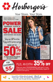 herberger s weekly ad in bismarck power wednesday aug  herberger s power wednesday in the bismarck area