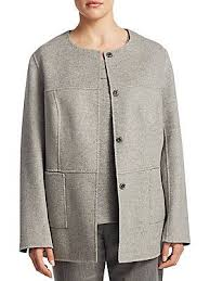 <b>Basler</b>, <b>Plus</b> Size Buttoned Double Face <b>Jacket</b> | <b>Plus</b> size outfits ...