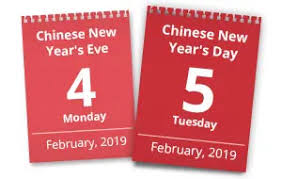 <b>Chinese New Year</b> 2019: Dates and Calendar