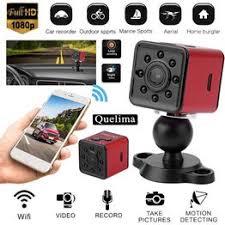 For Quelima Sq13 Mini Hd 1080P Car Dvr Dv Camera - Vova