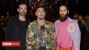 <b>30 Seconds To Mars</b> guitarist Tomo Milicevic quits band - BBC News