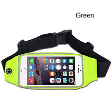 <b>LEEHUR</b> 6 inch Sport Wrist Case Bag for iPhone Samsung Xiaomi ...