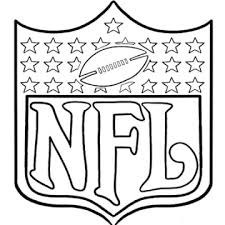 Small Picture Nfl Football Coloring Pages Coloring Coloring Pages