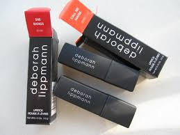 <b>Deborah Lippmann</b> Lipsticks | British Beauty Blogger