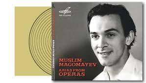 <b>Муслим Магомаев</b>. <b>Арии</b> из опер