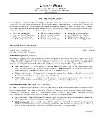 resume examples  retail manager resume exampl  axtrangallery of retail manager resume examples