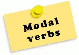 Resultado de imagen de modal verbs