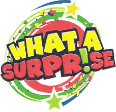Image result for SURPRISE