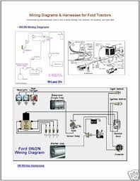 wiring diagram for ford jubilee the wiring diagram 1953 ford tractor wiring diagram nilza wiring diagram