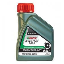 <b>Жидкость тормозная</b> CASTROL <b>Brake</b> Fluid DOT 4 0.5л - Магазин ...