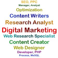 Image result for digital marketing job
