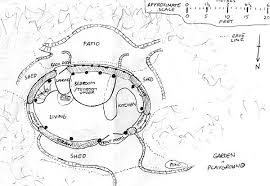 DIY Project  Building Your Own Hobbit House With £   View in gallery hobbit house plans