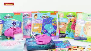 <b>Наборы детского</b> творчества от BONDIBON - YouTube