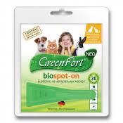 Купить ветеринарные препараты для кошек <b>Green Fort</b> в ...