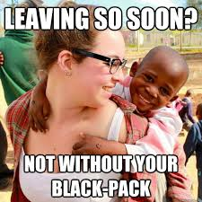 Overly attached African kid memes | quickmeme via Relatably.com