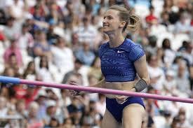 Россиянка Сидорова стала чемпионкой мира <b>по</b> прыжкам с шестом