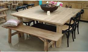 Square Kitchen Table With Bench Square Kitchen Table And Chairs 2017 Dining Table And Chairs