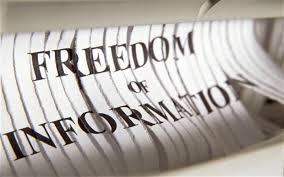 Risultati immagini per freedom information act