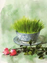 سبزه شب عید