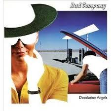 <b>BAD COMPANY</b> - <b>DESOLATION</b> ANGELS (40TH)