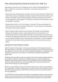 expository essay help compucenterco what is an expository essay examples socialsci cohow using expository essay examples can help you what