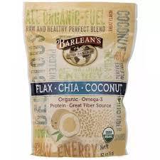 Barlean's Chia Seeds <b>Flax</b>-<b>Chia</b>-<b>Coconut Blend</b>