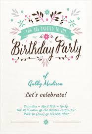 Free Printable Birthday Invitation Templates | Greetings Island Birthday invitations