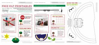 the elf on the shelf ideas elf on the shelf costumes printable notes collage
