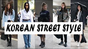 Look <b>Korean</b> Street <b>Style Autumn</b> / Winter 2018-2019 - YouTube