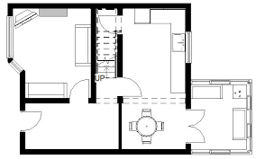 Extension and Re design of a House   erbandesign    s portfolio on    Currently to get into the lounge is very awkward as you go all the way round or have to close to front door first as there is no porch area
